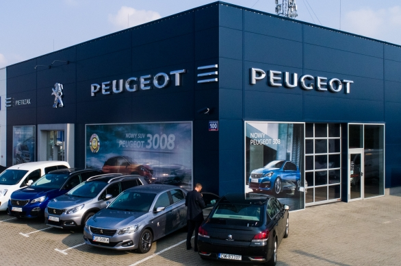 Nowy SUV Peugeot 2008